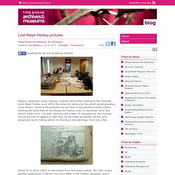 Tyne & Wear Archives & Museums Blog