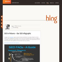 SEO In Pictures – Our SEO Infographic