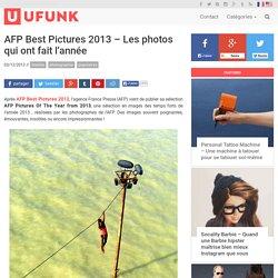 AFP Best Pictures 2013 – Les photos qui ont fait l'année