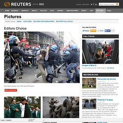 Pictures, News Photos, Picture Slideshows & More | Reuters.com