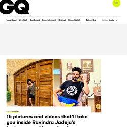15 Pictures & Videos of Ravindra Jadeja's 4-storey Royal Bungalow in Jamnagar - GQ India