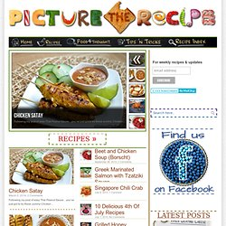 Picture the Recipe - StumbleUpon