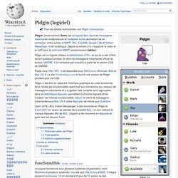 Pidgin (logiciel)