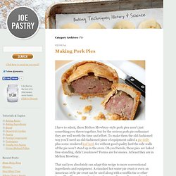 Joe Pastry - Category: Danish Pastry