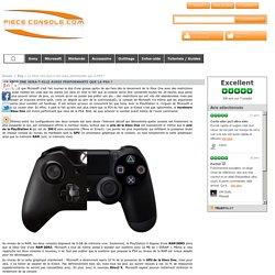 piece-console - La Xbox One sera-t-elle aussi performante que la PS4 ?