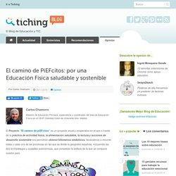 El camino de PiEFcitos: por una Educación Física saludable y sostenible