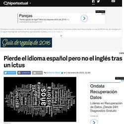 Pierde el idioma español pero no el inglés tras un ictus