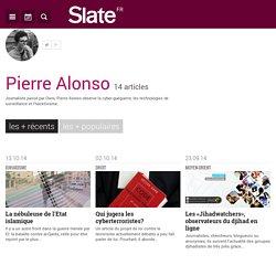 Pierre Alonso
