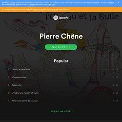 Pierre Chêne on Spotify
