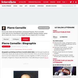 Pierre Corneille : Biographie