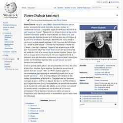 Pierre Dubois (auteur)