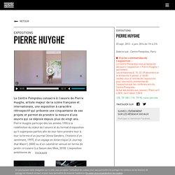 Pierre Huyghe, exposition du Centre Pompidou