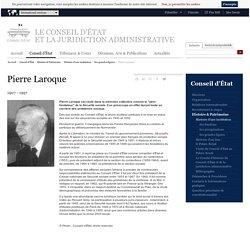 Pierre Laroque