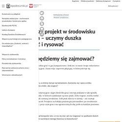 Pierwszy projekt wśrodowisku Scratch – uczymy duszka chodzić irysować - Epodreczniki.pl