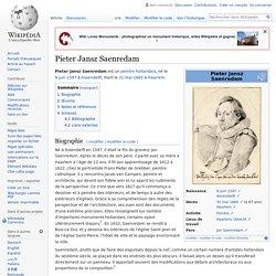 Pieter Jansz Saenredam