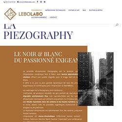 Piezography - Lebolabo