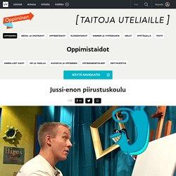 Jussi-enon piirustuskoulu
