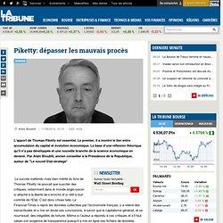 Piketty: dépasser les mauvais procès
