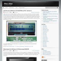 Pila's blog