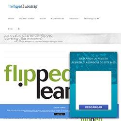Los cuatro pilares del Flipped Learning ¿los conoces?