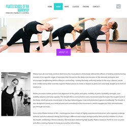 Pilates Courses Perth