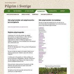 Pilgrimsvandra i Sverige
