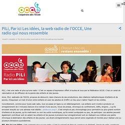 L'OCCE crée Radio Pili