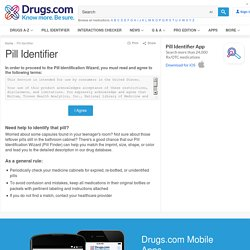 Pill Identifier (Pill Finder)