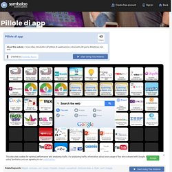 Pillole di app - Symbaloo Gallery