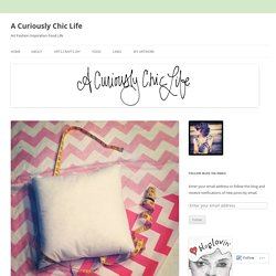 A Curiously Chic Life