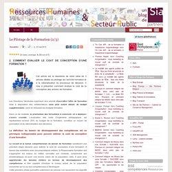 Le Blog RH et Secteur Public de Sia Partners