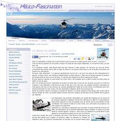 La place du pilote - Helico-Fascination