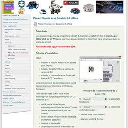 Piloter Thymio avec Scratch 2.0 offline