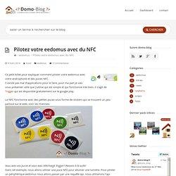 Pilotez votre eedomus avec du NFC -domo-blog.fr