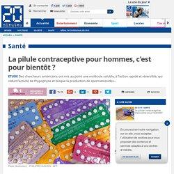 La pilule contraceptive pour hommes, c'est pour bientôt ?
