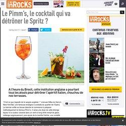 Le Pimm's, le cocktail qui va détrôner le Spritz ?