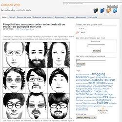 Pimptheface.com pour créer votre portrait ou avatar en quelques minutes