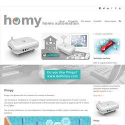 Pimpy – Homy Automation
