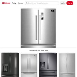 Best Splurge: Cafe CYE22TP4MW2 22.2 cu. ft. French Door Refrigerator with Hot Water Dispenser