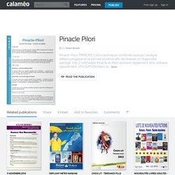 Calaméo - Pinacle Pilori