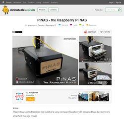 PiNAS - the Raspberry Pi NAS : 20 Steps