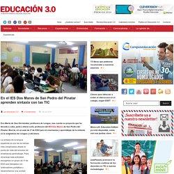 En el IES Dos Mares de San Pedro del Pinatar aprenden sintaxis con las TIC