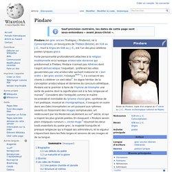 Pindare