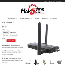 WiFi Pineapple Mark V Standard – HakShop