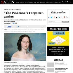 """The Pinecone"": Forgotten genius"