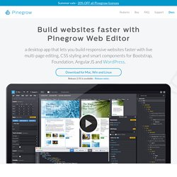 Website Builder for Professionals