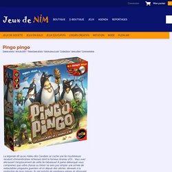 Pingo pingo: jeu de soci t chez Jeux de NIM
