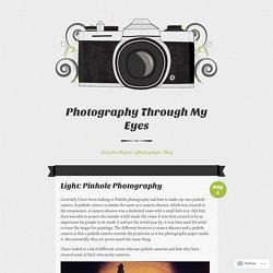 Photography Through My Eyes