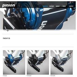 PINION / P1.18 / DRIVE TECHNOLOGY