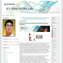 Autodesk Project Pinocchio